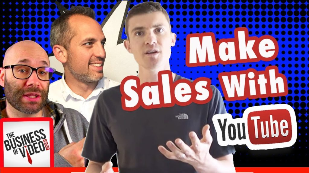 How to Make Actual Sales with YouTube Videos