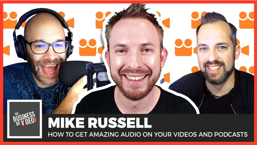 How to get amazing audio on your videos and podcasts