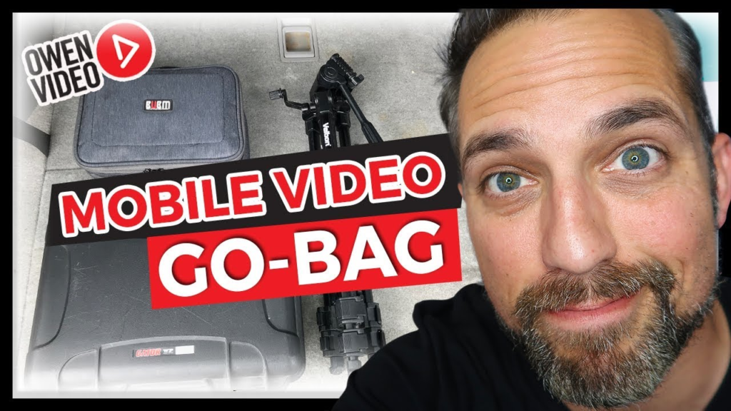 Mobile Video Go bag