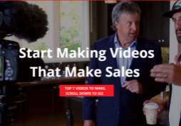 Videos for business marketing